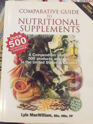 Nutritions Book