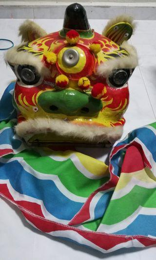 Lion head for kid