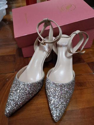 女神鞋-婚鞋