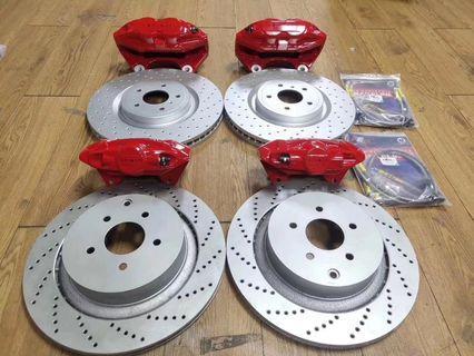 Infinti big brake kit