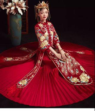 Chinse Traditional Wedding Dress