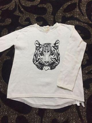 Zara 👧🏻 knitwear top