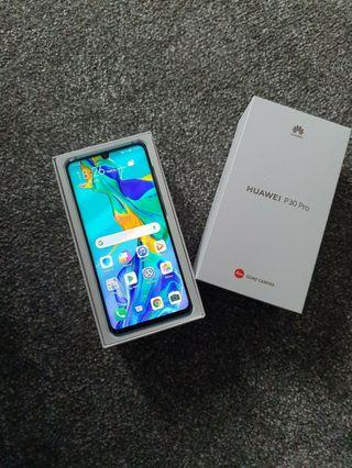 Huawei P30 Pro 8GB RAM/256GB STORAGE Globelocked