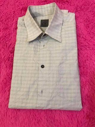 Baju kemeja pria impor Calvin klein ( CK) Authentic