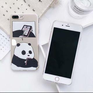 We bare bears iphone XS Max case