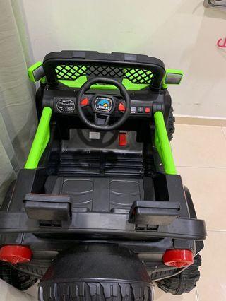 Remote control /Manual car