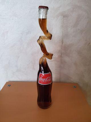 可樂扭扭樽擺設