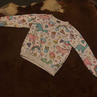 Minga just awesomeness printed jumper