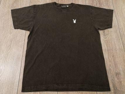 Playboy tee black size L