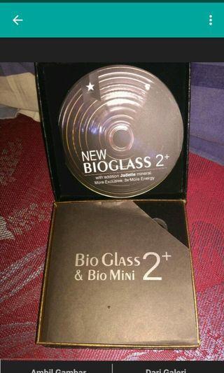 Flash Sale Bio Glass 2+ new