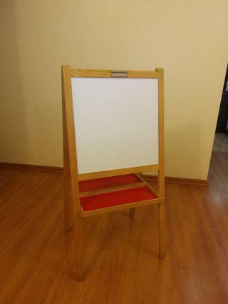 White board & green board stand