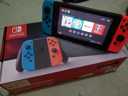 nintendo switch jailbreak | Video Gaming | Carousell Philippines