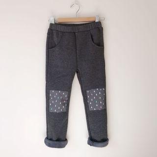 *NEW* Girls inner fleeced pants size 8