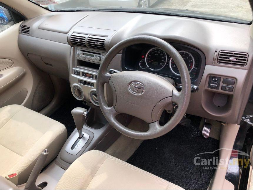 2008 Toyota Avanza 1.5 G (A) Facelift One Owner Full Bodykit