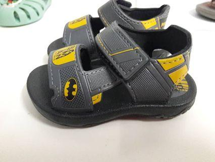 Grendene Justice League Batman baby shoes