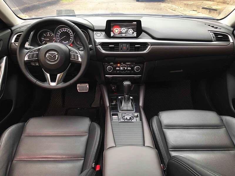 2016年Mazda6 2.2柴油