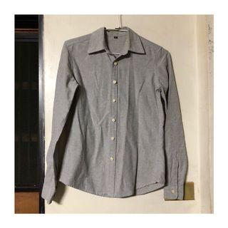 【二手】灰色襯衫
