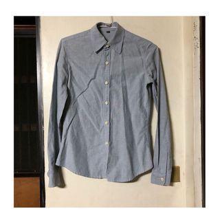 【二手】藍色襯衫