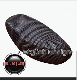 Scooter mesh seat cover