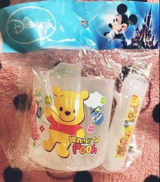 Pooh Cup & Toothbrush Set
