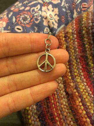 Peace Hippie Earring
