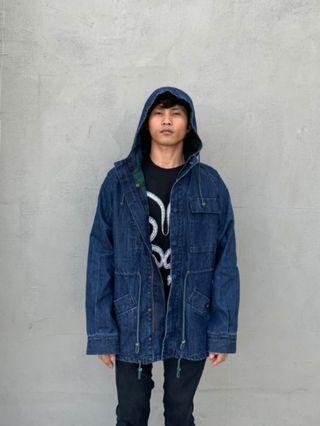 Volcom denim jacket