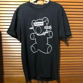 Supreme Undercover bear tee black size M