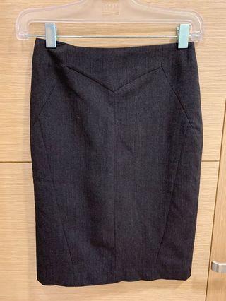 MANGO 窄裙
