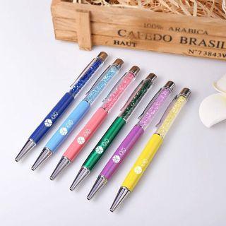 EXO Crystal Diamond Ball Pen