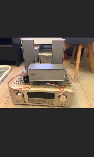 超靚聲 半賣半送 Marantz SR3001 加 Panasonic 喇叭