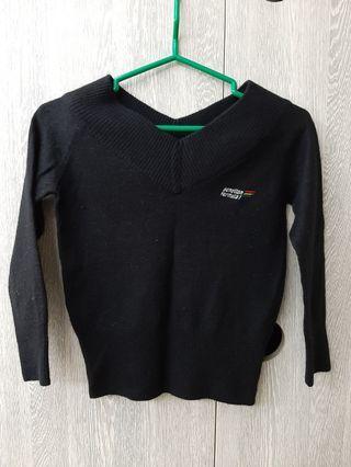 🚚 專櫃Benerrn Formula1品牌🌷針織上衣