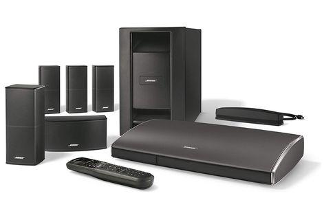 Bose Lifestyle SoundTouch 525 音響