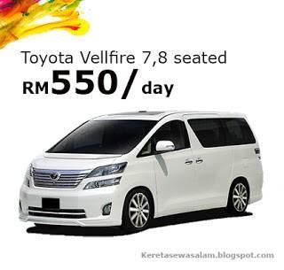 Car Rental Shah Alam