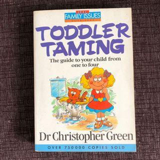 Toddler Taming Parenting