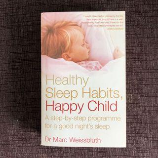 Happy Sleep Habits, Happy Child Parenting