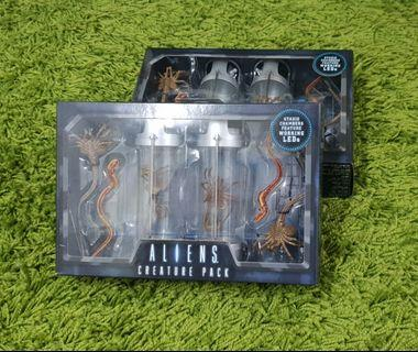 Neca Aliens Creature Pack