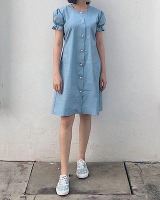 Cinderella Mini Dress