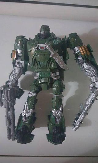 變形金剛Transformers: Age of Extinction Voyager Autobot Hound