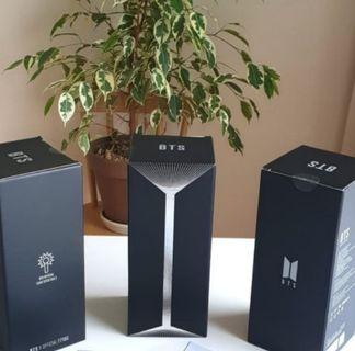 BTS OFFICIAL LIGHTSTICK ARMY BOMB VER 3