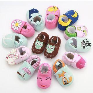 Pre Order Non Slip Pre Walker Shoes - Code A187