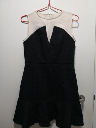 Love and Bravery mesh top dress