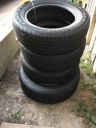 Goodyear Eagle LS P205/60R16 Tires