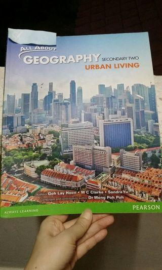 Sec 2 Geography Textbook