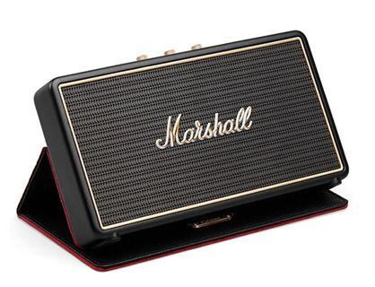 Marshall Stockwell Bluetooth Travel Speaker with Stand