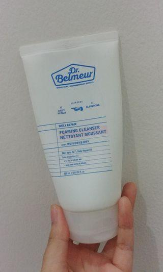 The Face Shop Dr. Belmeur Daily Repair Foaming Cleanser