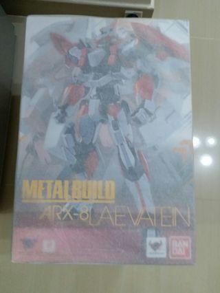 全新未拆 行版 超合金高達 Metal Build ARX-8 LAEVATEIN
