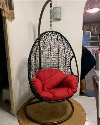 FREE DELIVERY! Rattan Swing Hammock Basket Hammock Chair