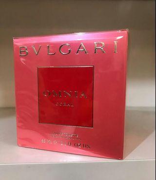 Bvlgari Omnia Coral 65ml Original Retail Packaging Women
