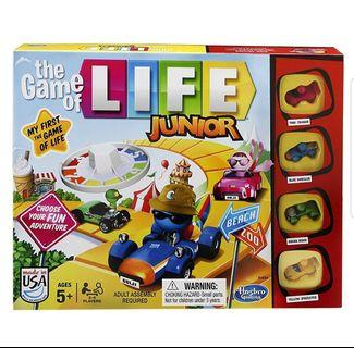 🚚 Hasbro Gaming The Game of Life Junior Game