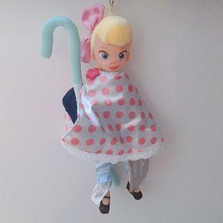 迪士尼 Disneyland Toy Story 4 Bo peep 牧羊女 寶貝 鑰匙扣公仔 全新